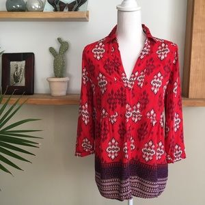 Anthropology Blouse, Size 10